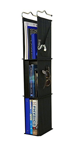 Ladder Locker Organizer - Hanging Shelves