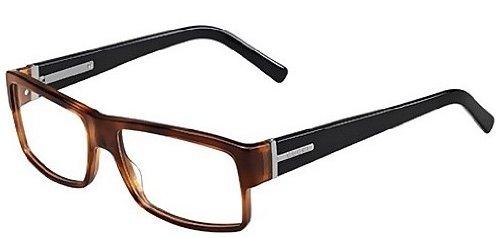 b6a5c7845fb Amazon.com  Gucci GG1615 Eyeglasses-0EY9 Havana Black-55mm  Clothing