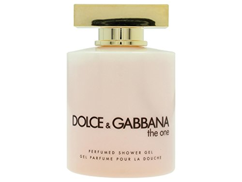 The One By Dolce & Gabbana For Women Shower Gel 6.7 - Gabbana Gel Shower Women