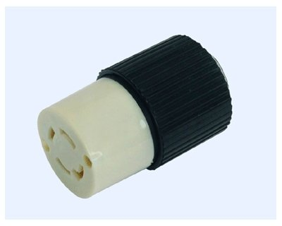 Socket, NEMA L14-30 30 Amp, 125/250V Twist Lock