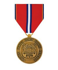 (MilitaryBest Coast Guard Reserve Good Conduct Medal - Mini )