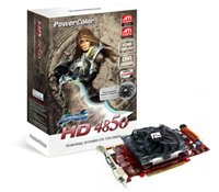 PowerColor ATI Radeon HD 4850 1GB GDDR3 PCS