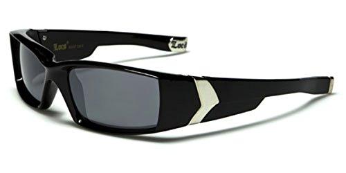 Locs Original Gangsta Shades Hardcore Men's Rectangle - City Wholesale Sunglasses Shades