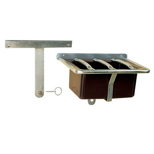 Stubbs Foal Feeder Manger One Size Brown