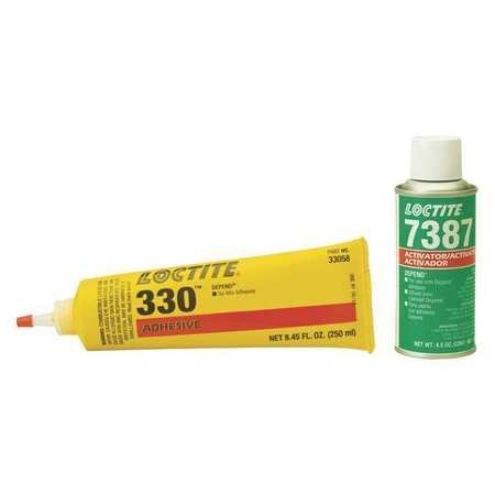 No Mix Adhesive Kit by Loctite