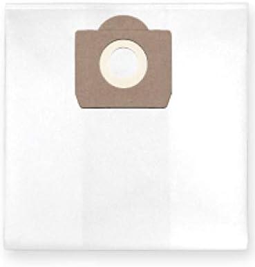 1x Bolsa reutilizable con cremallera para aspirador tejido Einhell ...