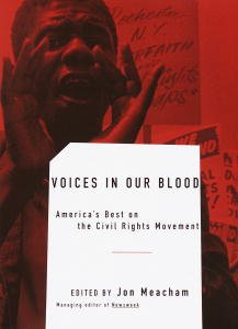 Search : Voices in Our Blood: America's Best on the Civil Rights Movement