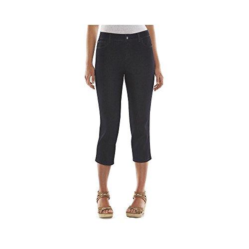 Dana Buchman Capri Blue Indigo Women Jeans Size 6 from Dana Buchman