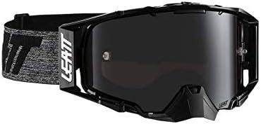 Leatt Velocity 6.5 Roll-Off Goggle-Black//Grey
