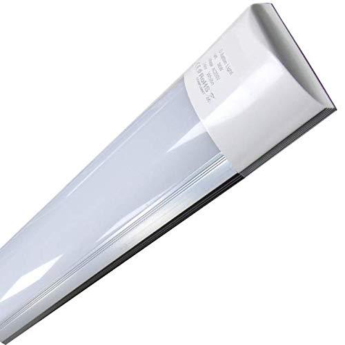 LED Atomant Paneellamp 60 cm, koudwit 6500 K, direct, zonder knipperlicht, 20 W
