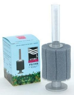 Lustar – Hydro-Sponge III Filter for Aquariums up to 40 Gallons