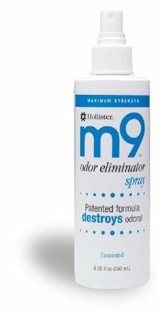 HOLLISTER Ostomy Appliance Deodorant M9 8 oz. Pump Spray Bottle, UnScented (#7733, Sold Per Box)