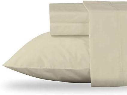 California Design Den - Juego de sábanas de percal de algodón ...