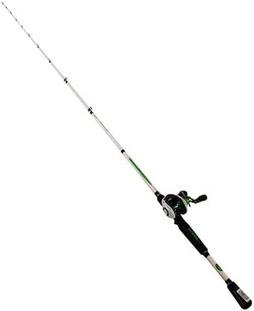 Amazon.com : Lew's FIshing Mach 1 Speed Spool Baitcasting Rod and