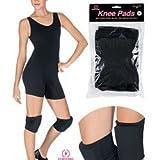 Eurotard Knee Pads (Medium, Black)