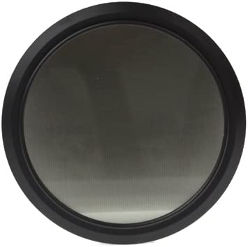 NeutralsYHM 62mm ND Fader Neutral Density Adjustable Variable Filter ND2 to ND400 Filter Black