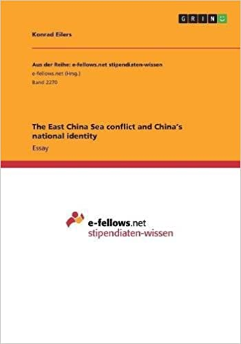 The East China Sea Conflict And Chinas National Identity Konrad  The East China Sea Conflict And Chinas National Identity Konrad Eilers   Amazoncom Books Essay Paper Topics also Pmr English Essay  Business Law Essay Questions