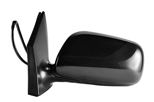 Driver Side Unpainted Side View Mirror for 2009-2013 Toyota ()