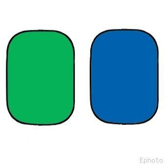 Amazon.com: Giro Flex ChromaKey Verde Azul, fondo twistflex ...