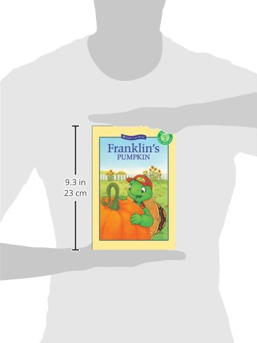 Franklin's Pumpkin (Kids Can Read)