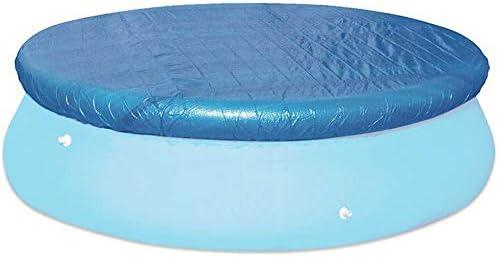 305m 244cm 366cm 457cm Surfilter Cubierta Redonda Piscina PE Impermeable con protecci/ón de Piscina de Cuerda Fija 183cm