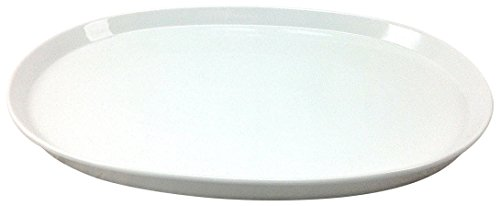 BIA Cordon Bleu 906062 21 by 14-Inch Oval White Porcelain Serving Platter, (Oval Serving Platter)