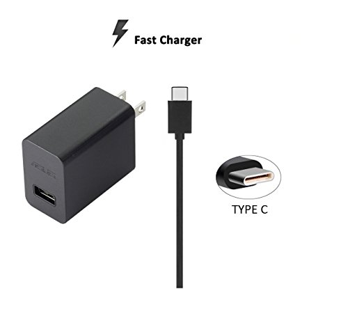 "Price comparison product image Offical OEM ASUS 18W ""Fast"" Wall/Travel Charger with TYPE - C USB For ZenFone 3/Zenpad Z10/ ZT500KL/LG G5/G6/Galaxy S8/S8+/Tab S3"