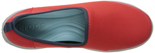 Busy Stretch Flame Flat Skimmer Femmes Day Crocs dqnOx4d
