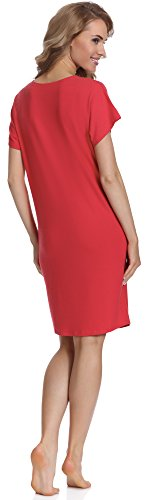 Merry Style Vestido para mujer Modelo 523 Frambuesa