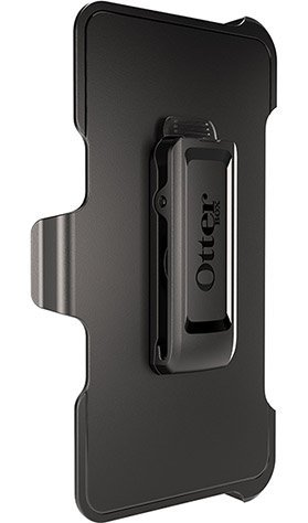 OtterBox Holster Belt Clip for OtterBox Defender Series Apple iPhone 6 PLUS / 6s PLUS 5.5'' Case - Black - Non-Retail Packaging (Not Intended for Stand-Alone Use) 2-PACK