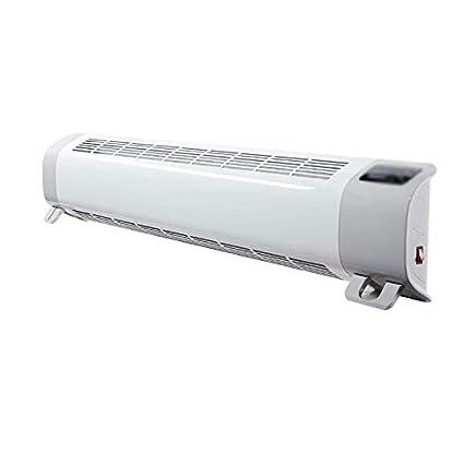 Calentador, baño del hogar con calentador de zócalo Calentador eléctrico vertical montado en la pared