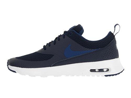 Nike Damen 819639-401 Turnschuhe Blau