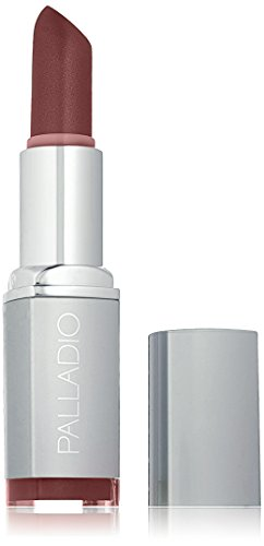 (Palladio Herbal Lipstick, Chianti, Rich Pigmented and Creamy Lipstick, Infused with Aloe Vera, Chamomile & Ginseng, Prevents Lips from Drying, Combats Fine Lines, Long Lasting Lipstick)
