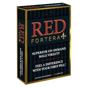 Clinically Tested Red Fortera Fast Acting Tribulus Energy Performance Booster | Increase Performance and Stamina On…