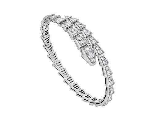 Inspired Womens Serpenti Snake Bracelet ()