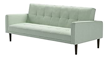 fleetwood three seat sofa bed in pistachio - Green Sofabeds: Amazon ...