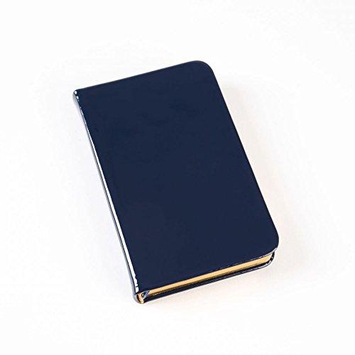(Sleek Gilded Azure Premium Address Book (Blue))