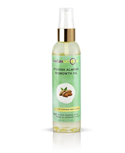 Price comparison product image Spanish Almond Regrowth Oil