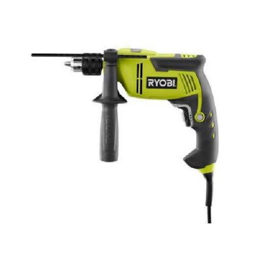 - Ryobi ZRD620H 6.2 Amp 5/8 in. VSR Hammer Drill (Renewed)