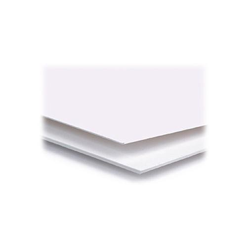 Archival Methods Conservation Mat Board, 8 x 10'', 2 Ply, Pearl White, Package of 25 by Archival Methods