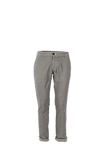 Pantalone Uomo Armani Jeans 50 Grigio 3y6p15 6n1gz Primavera Estate 2017