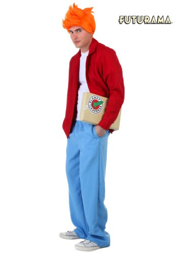Fry Futurama Costume (Fun Costumes mens Fry Costume X-Large)
