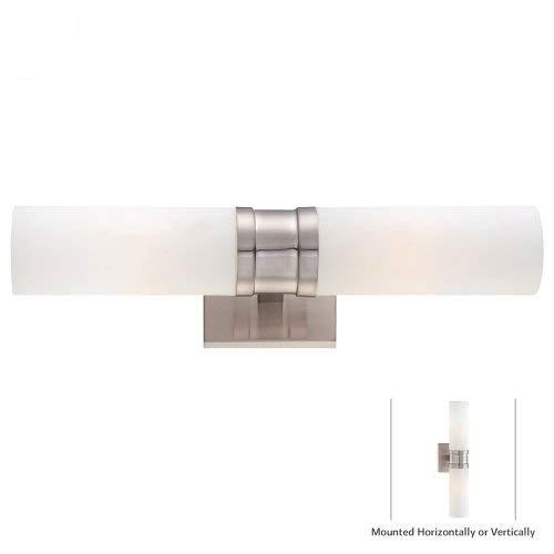 Minka Lavery Wall Sconce Lighting 4462-84 Reversible 120w (18