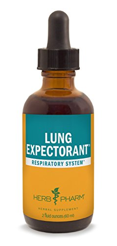 Herb Pharm Lung Expectorant Herbal Formula to Support Res...