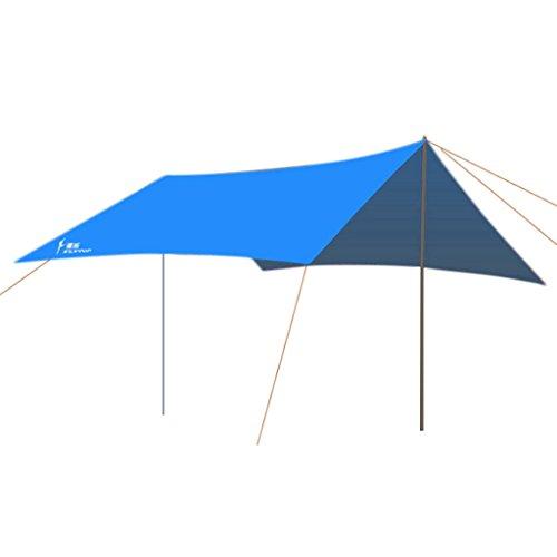 大学生囲いおとなしい【ノーブランド品】 防水 屋外 キャンプ 釣り オーニング トレイル テント カバー 避難所 5色