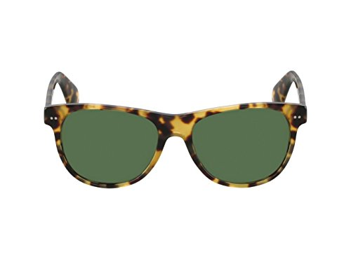 Polo Ralph Lauren Men's 0RL8129P Square Sunglasses, Havana Spotty, 56 - Havana Ralph Lauren Sunglasses