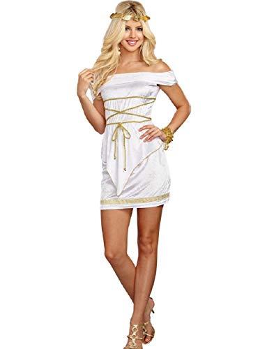 Adult's Womens Lustful Ancient Greek Goddess Beauty -