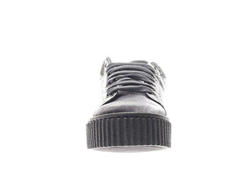 Guess - Zapatillas para deportes de exterior para mujer beige beige 37 gris