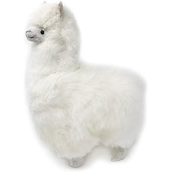 d635b8c757ec0b Amazon.com: Baby Alpaca Fur Sitting Chubby Bear - Hand Made 5+ Inch ...