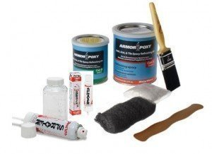 ArmorPoxy Bath Sink and Tile Epoxy Refinishing Kit White by ArmorPoxy
